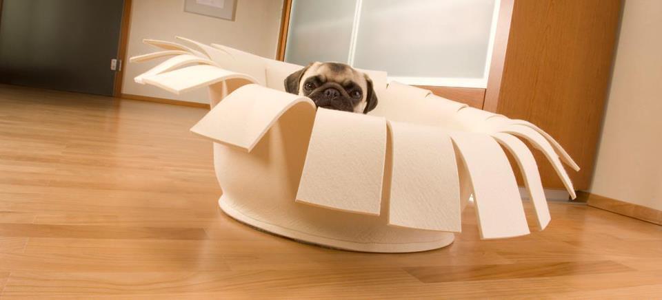 1 legowisko dla psa starlet pet-interiors