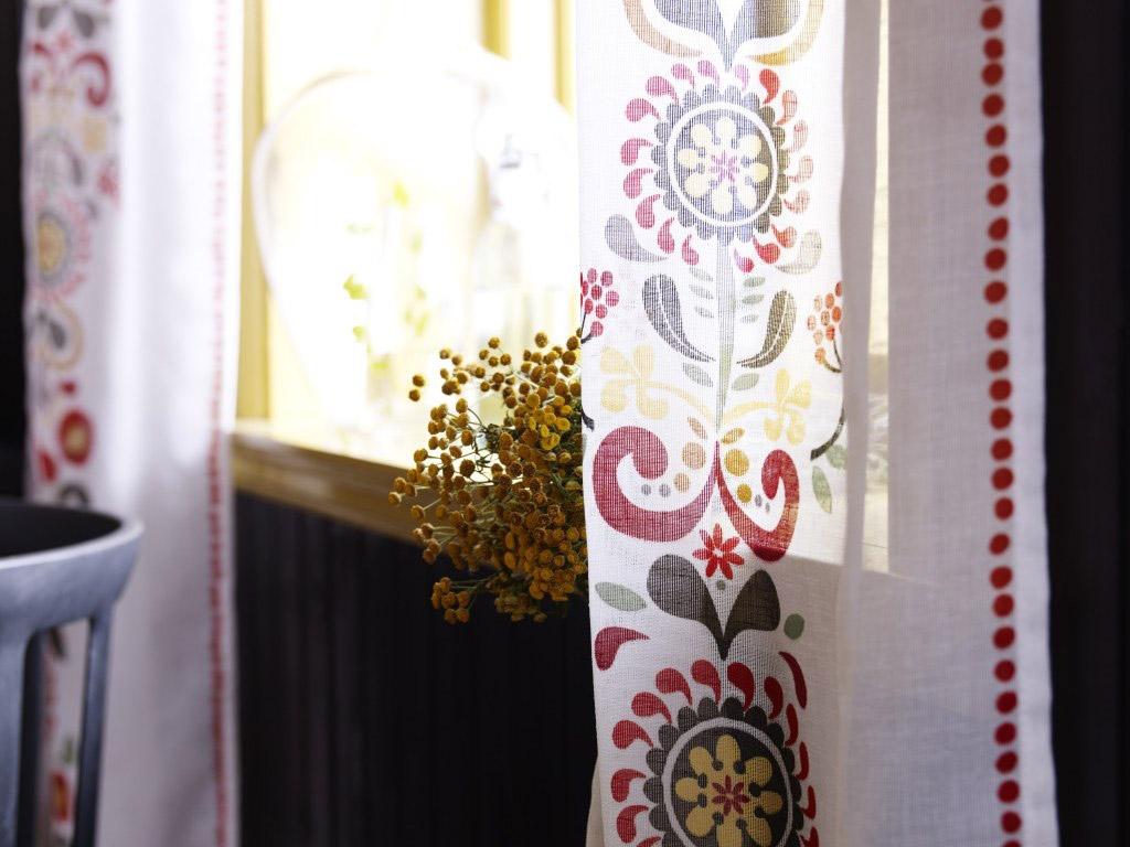 Wnętrza inspirowane folklorem, wnętrza folkowe, wnętrza tradycyjne