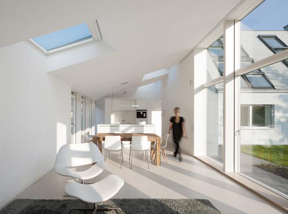 domy aktywne, domy przyszłości, Lichtaktivhaus