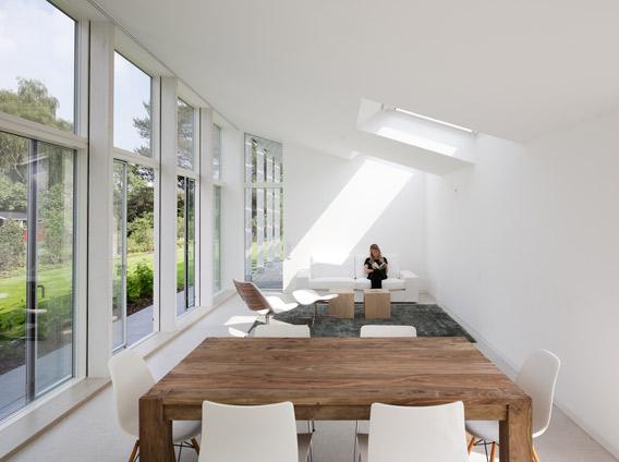 domy aktywne, domy przyszłości, Lichtaktivhaus VELUX