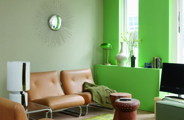 wnętrza i meble w stylu lat 50 i 60