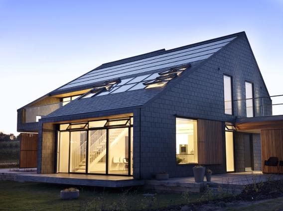 domy aktywne, domy przyszłości