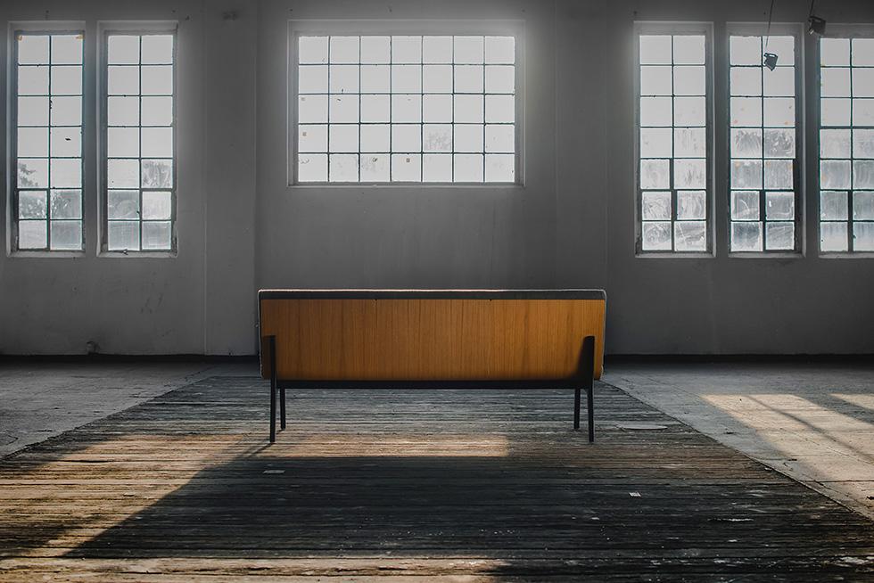 wnętrza i meble w stylu lat 50 i 60, meble FIN Marbet Style