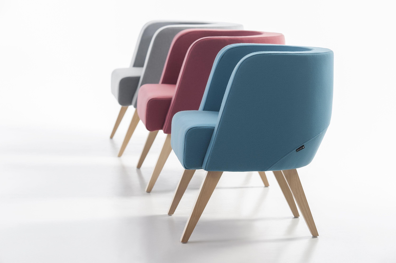 wnętrza i meble w stylu lat 50 i 60, fotele kubelkowe