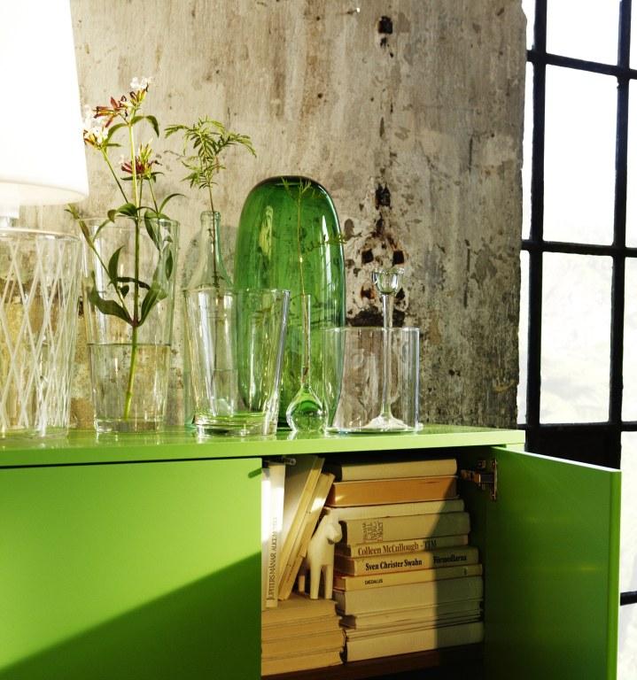 wnętrza i meble w stylu lat 50 i 60, Ikea Stockholm