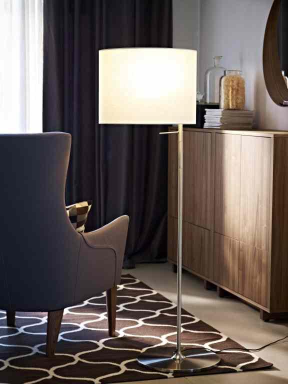 wnętrza i meble w stylu lat 50 i 60, kolekcja Ikea Stockholm