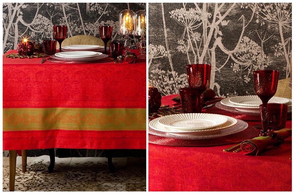 Świąteczne aranżacje, świąteczne aranżacje wnętrz, świąteczne dekoracje, świąteczne aranżacje na czerwono i złoto