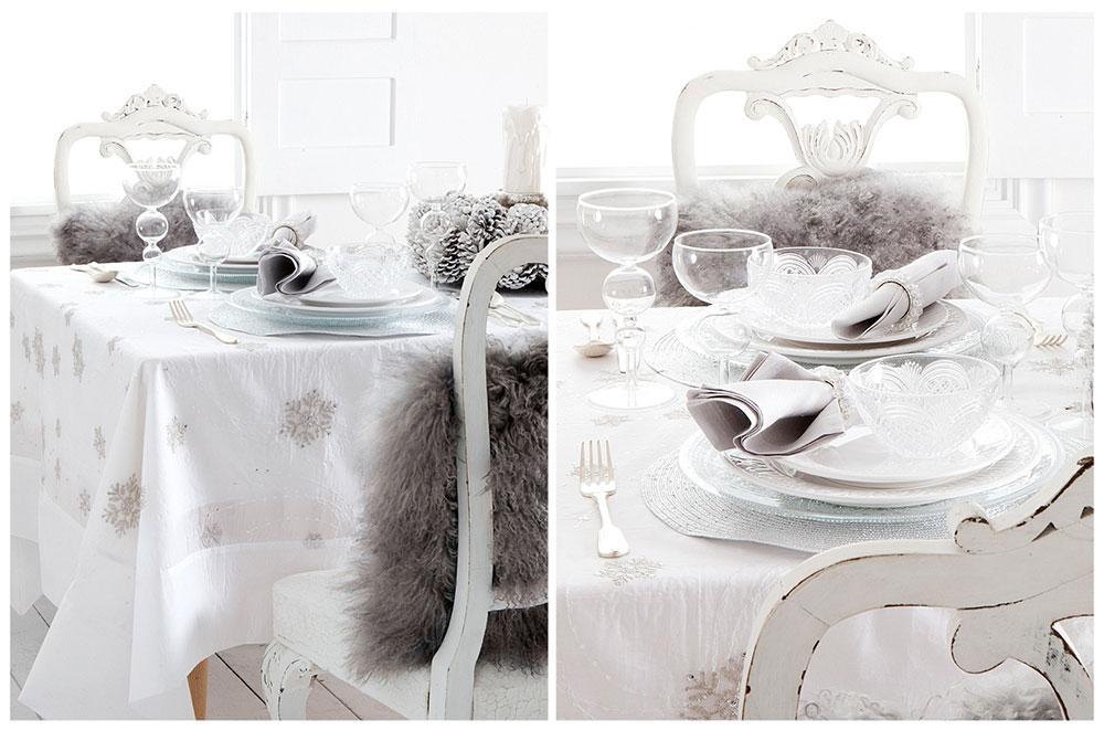 Świąteczne aranżacje, świąteczne aranżacje wnętrz, świąteczne dekoracje, święta w kolorze srebrnym
