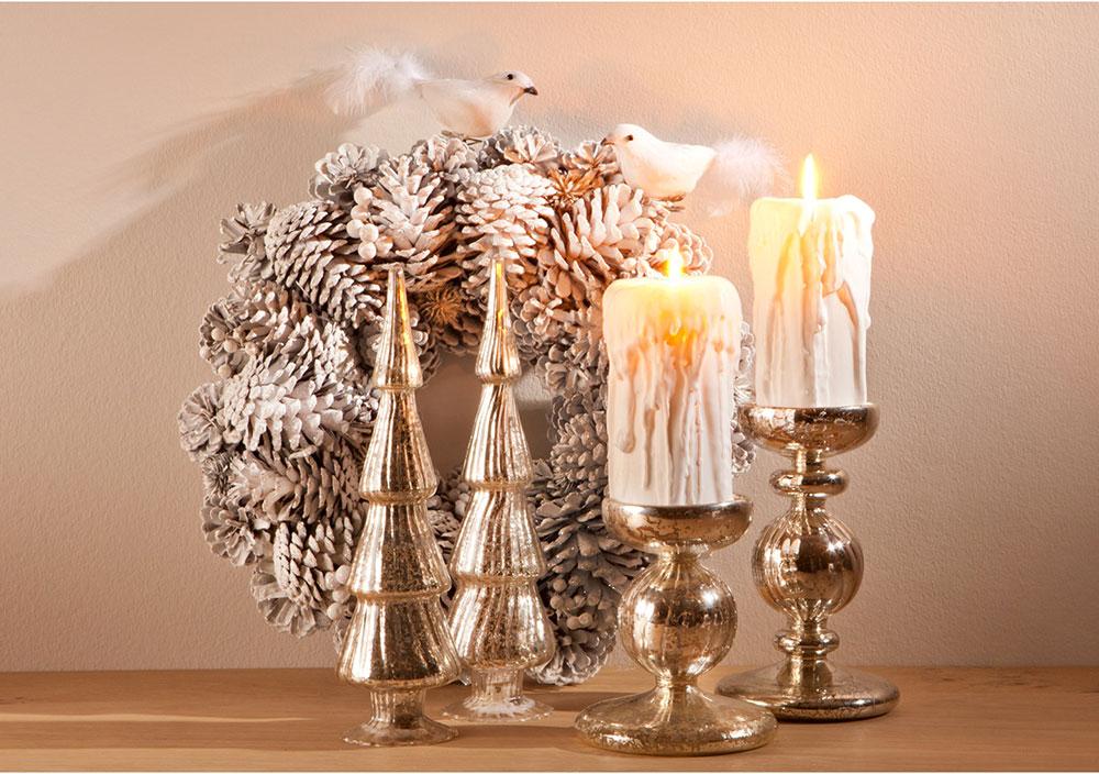 Świąteczne aranżacje, świąteczne aranżacje wnętrz, świąteczne dekoracje, aranżacje świateczne na złoto