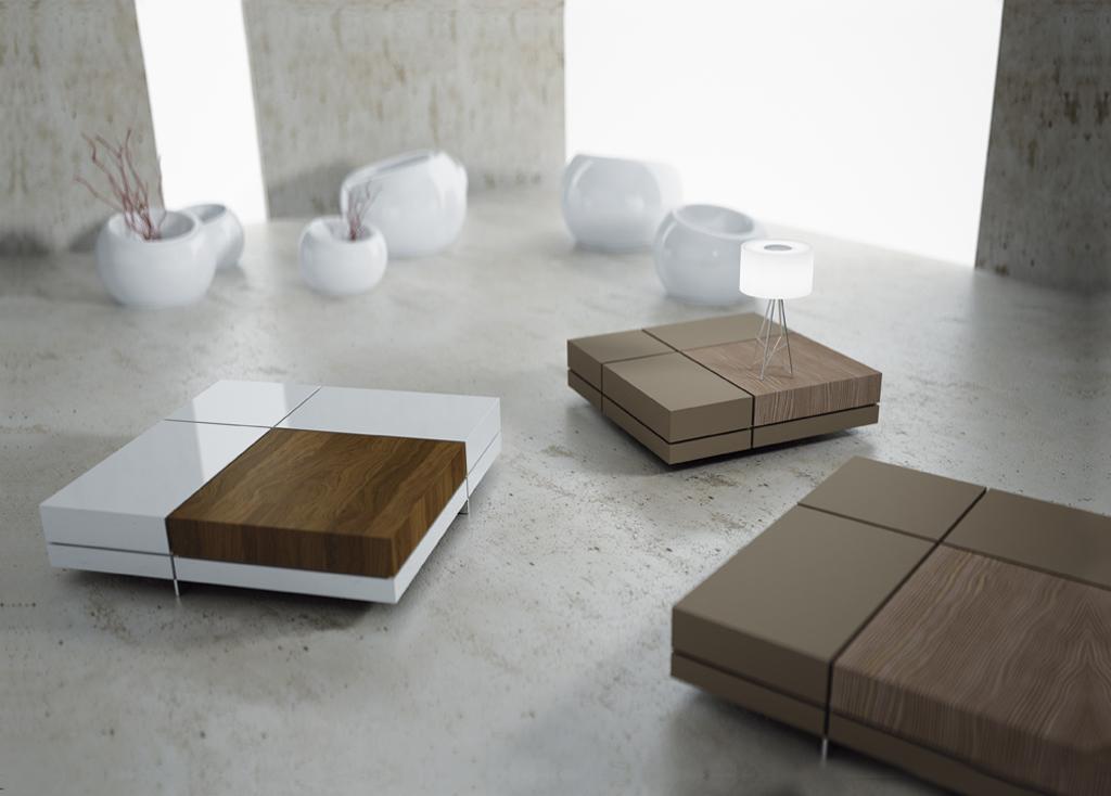 meble nowoczesne i minimalistyczne, meble Bricks