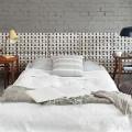 tapicerowany zagłówek łóżka