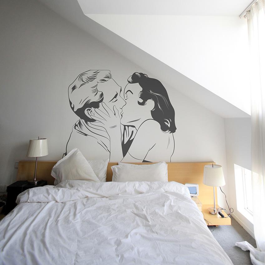 walentynkowa sypialnia