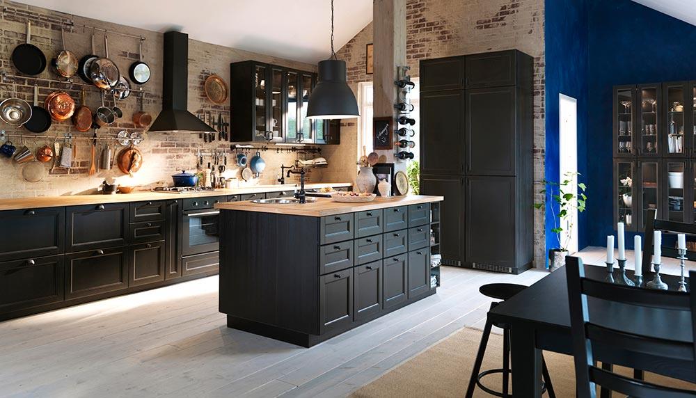 Nowe kuchnie ikea metod kuchnie ikea w jak wn trze w - Amenagement meuble cuisine ikea ...