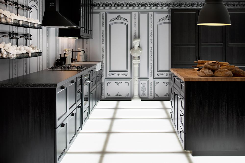 nowe kuchnie ikea metod, zabudiwa kuchenna