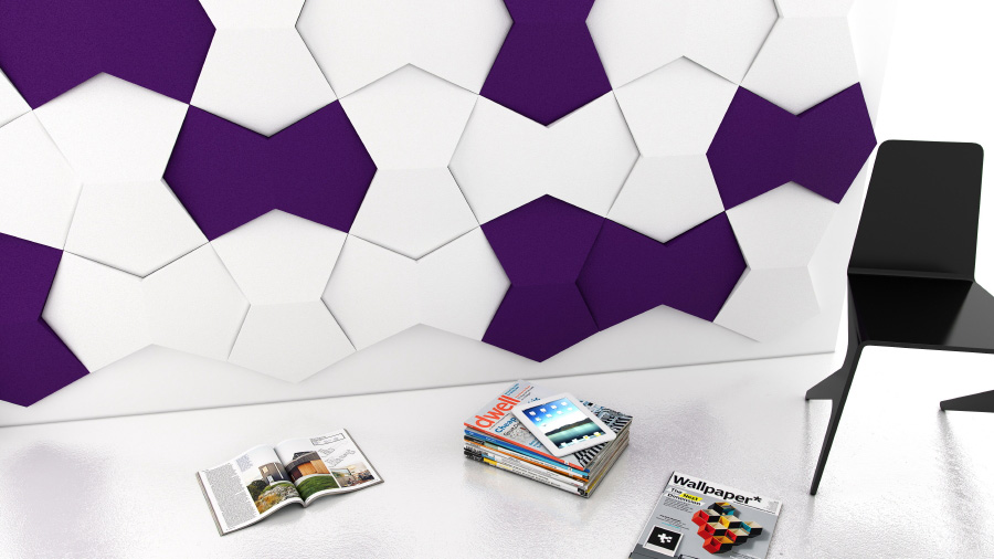 panele ścienne 3D, miękkie panele ścienne