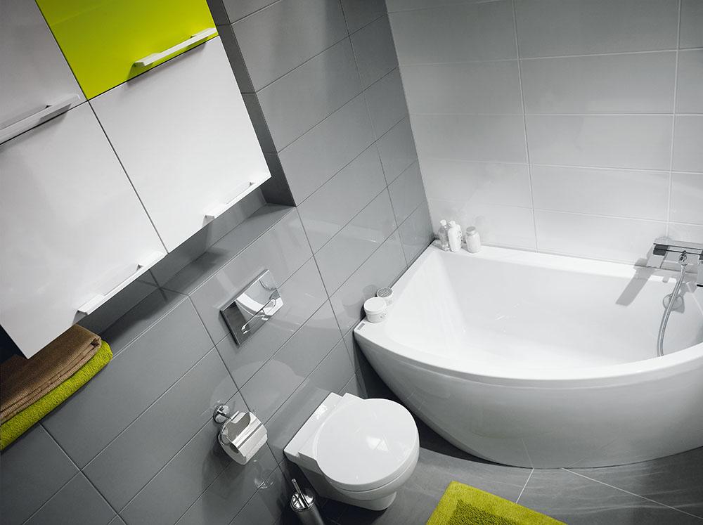 Jak Urządzć Małą łazienkę W Jak Wnętrze