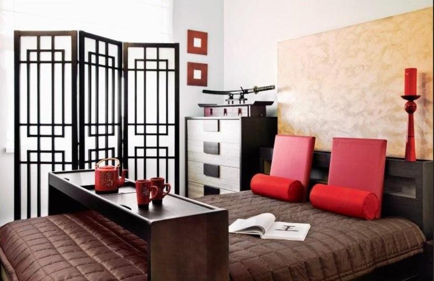 wnętrza w stylu japońskim, japońskie aranżacje