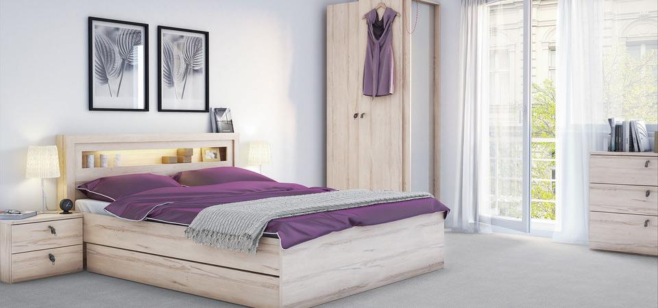 jak urządzić sypialnię, sypialnia feng shui
