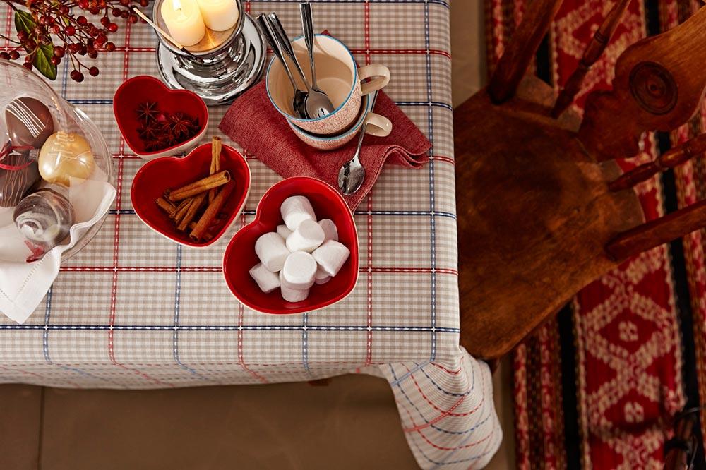 gwiazdka od kuchni, kuchenne akcesoria świąteczne