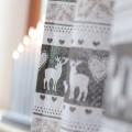 tkaniny świąteczne, świąteczne aranżacje