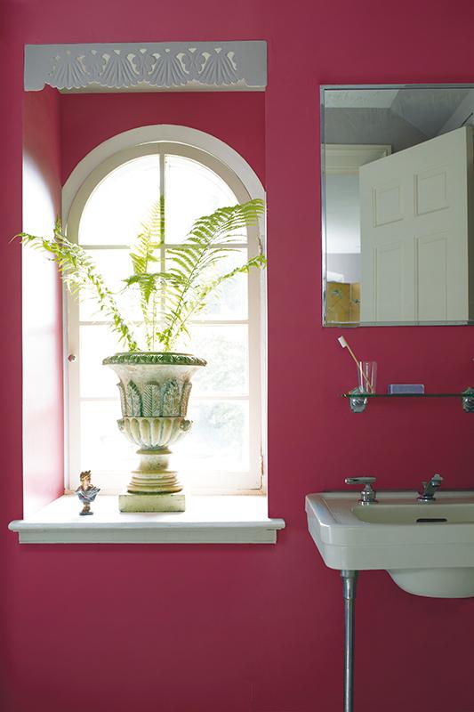 trendy kolorystyczne 2015 fiolet, berry family Benjamin Moore