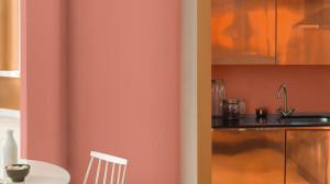 kolor roku 2015, miedziany oranż