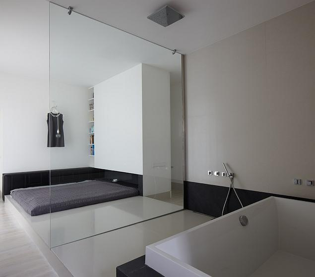 pokój kąpielowy