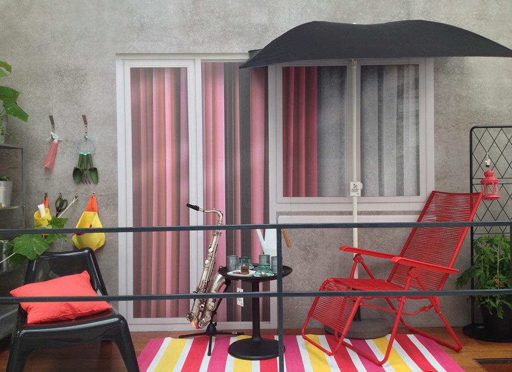 Holzbelag balkon ikea kreative ideen f r innendekoration for Balkon bodenbelag ikea