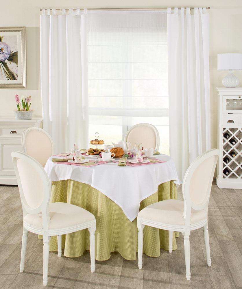 pomysły na wielkanocny stół, aranżacja stołu wielkanocnego