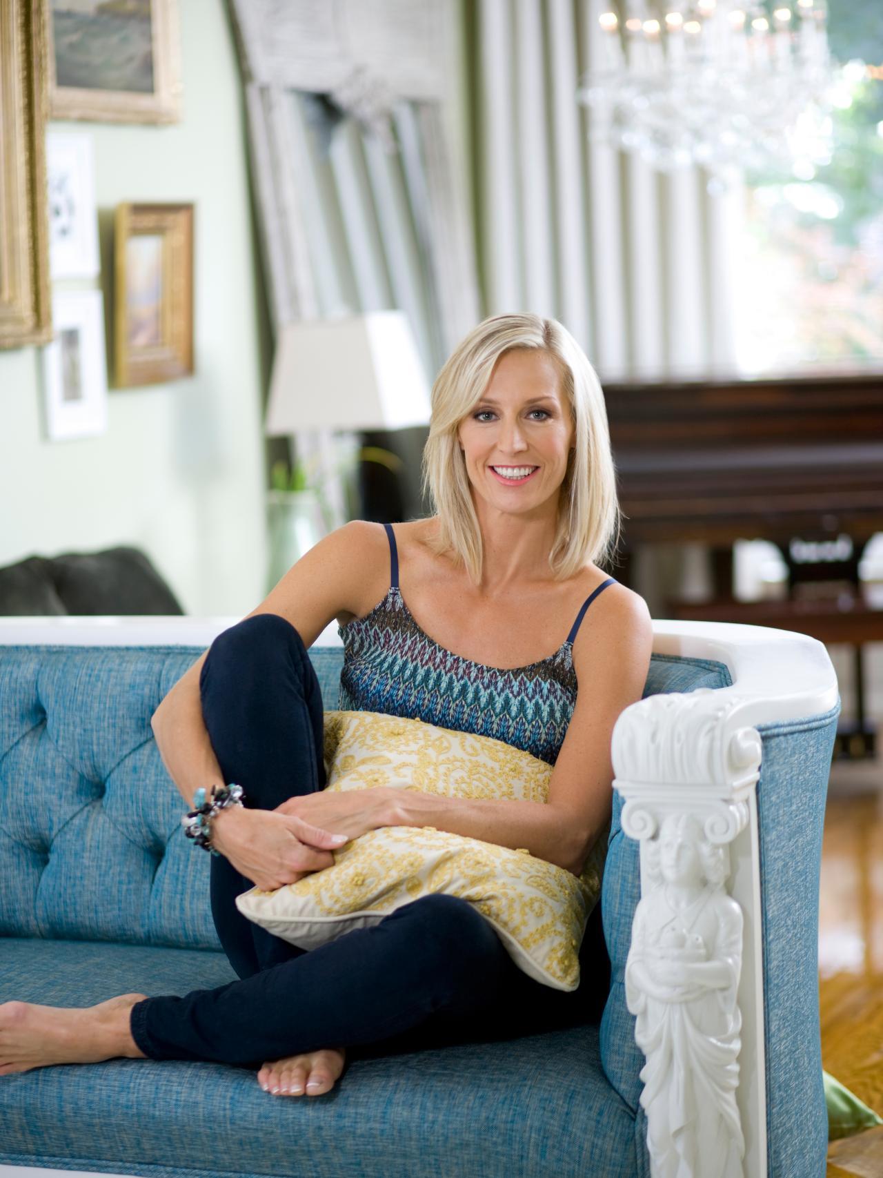 amerykańskie wnętrza, american glamour, Candice Olson