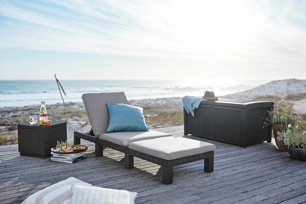 balkon i taras w stylu morskim, marynistyczny balkon