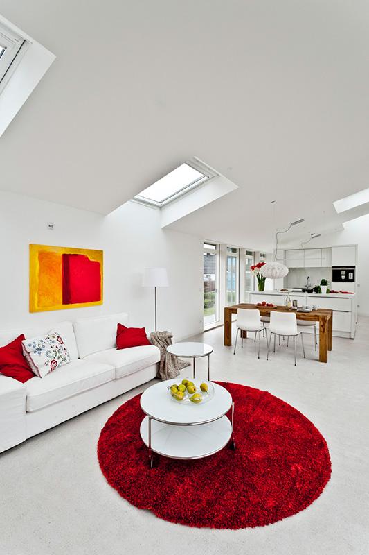 Inteligentny dom bez remontu, Inteligentny dom, dom aktywny Velux, dom inteligentny