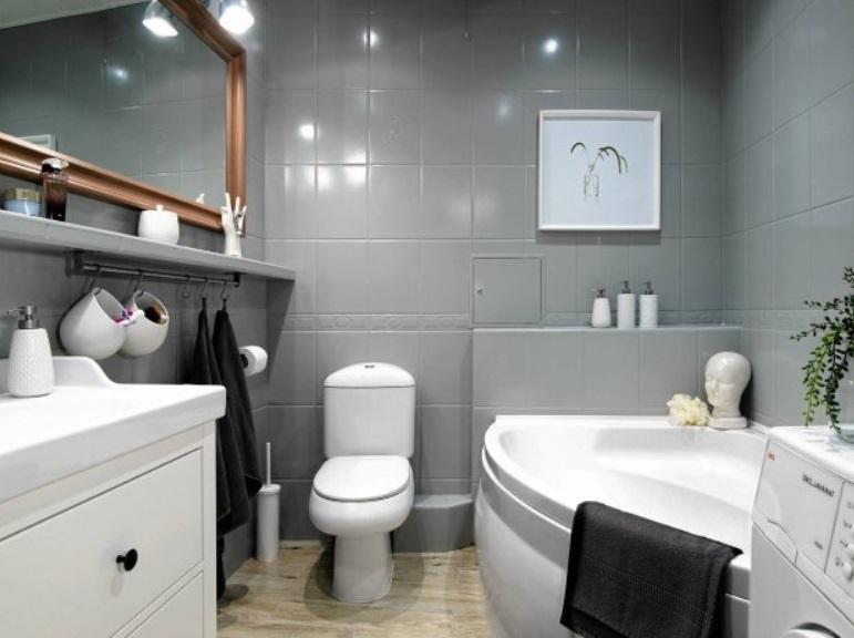 Farba Do Płytek Czyli Renowacja łazienki Bez Remontu W Jak
