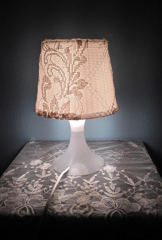 pomysł na lampkę IKEA - DIY, pomysł na lampan IKEA Lampan IKEA before and after