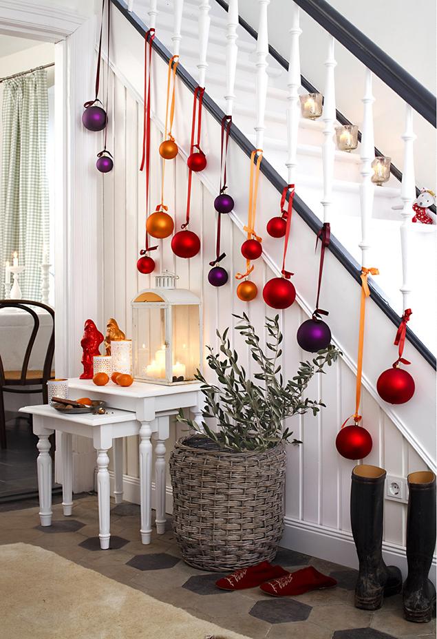 Nietypowe aranżacje  bożonarodzeniowe,swiateczne aranzacje skandynawskie