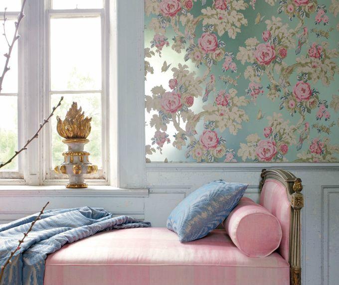 kolor roku 2016 - Rose Quartz i Serenity, niebiesko-różowe aranżacje