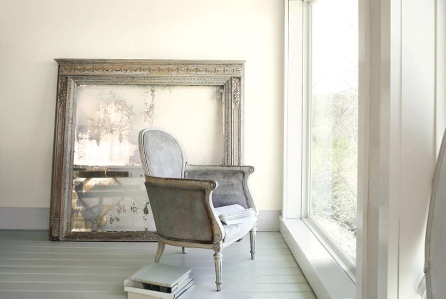 kolor roku 2016 Benjamin Moore, simple white oc-117 Benjamin Moore