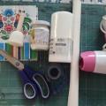 Świeczka metodą decoupage DIY, jak zrobić świeczkę metodą decoupage