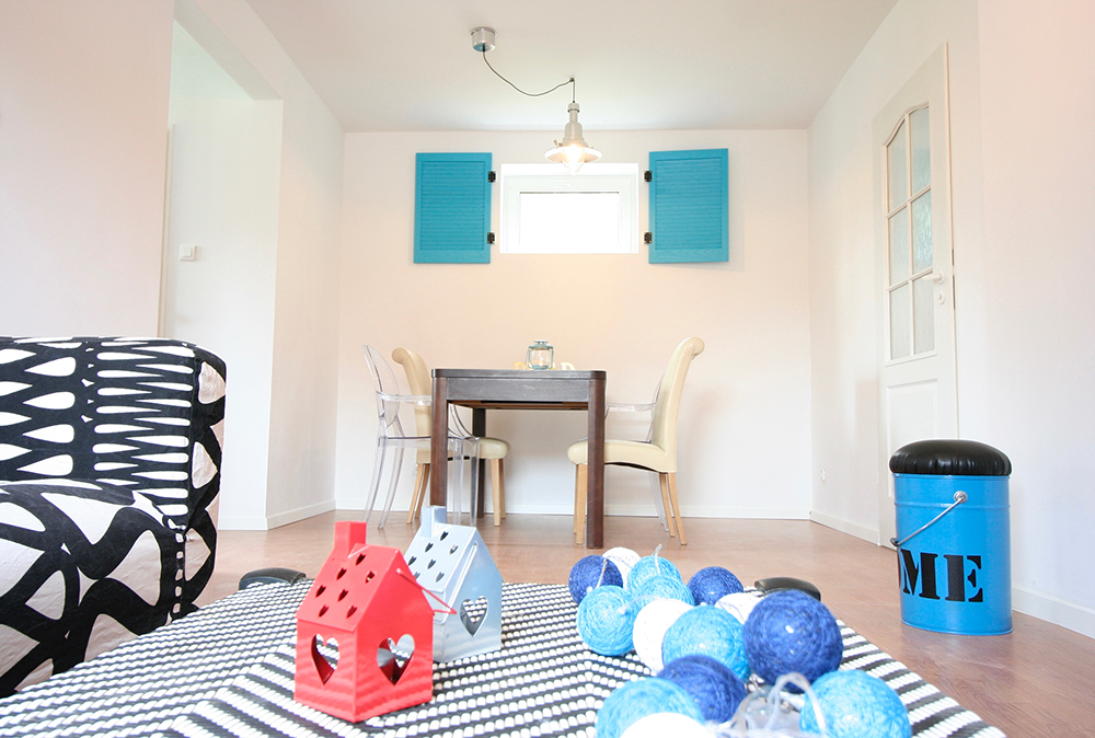 metamorfoza apartamentu morskiego, jak tanio odnowić wnętrze