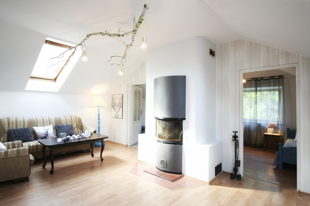 metamorfoza Apartamentu Lesnego, jak tanio urządzić wnętrze