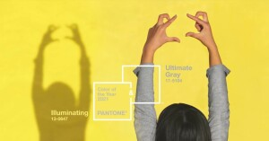 Kolor roku 2021 według Pantone: Illuminating i Ultimate Gray